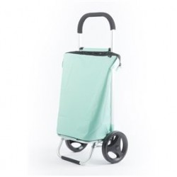 Shopping trolley ijsgroen 38L