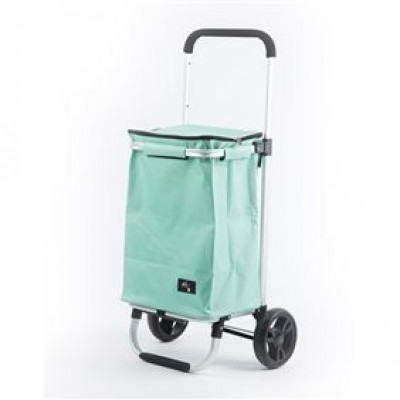 shopping trolley ijsgroen 30L