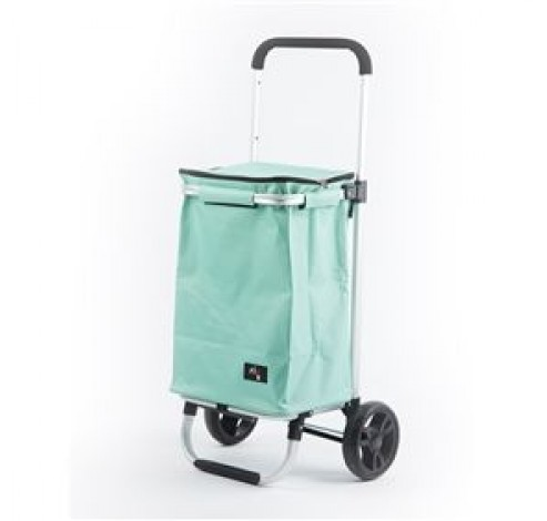 Shopping trolley ijsgroen 30L  Rixx