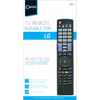 TV afstandsbediening voor LG  Cavus
