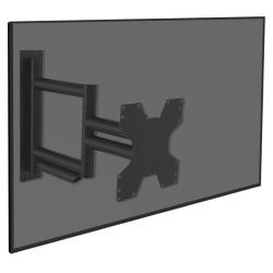 WMV8050 Design Black Steel Single trendy zwart staal Cavus