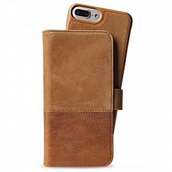iPhone 8/7/6s/6 Plus selected wallet magnetisch leder/suede trönningenäs Holdit