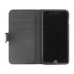 iPhone 8/7/6s/6 Plus wallet magnetisch zwart Holdit