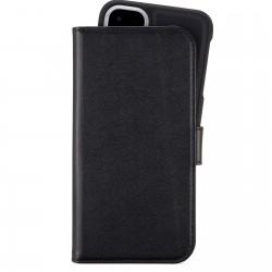 iPhone 11 wallet hoesje magnetisch zwart Holdit