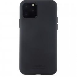 iPhone 11 Pro hoesje silicone zwart Holdit