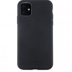 iPhone 11 hoesje silicone zwart