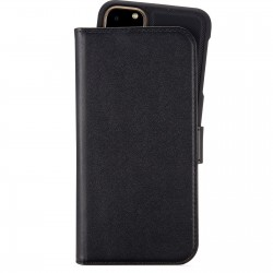 iPhone 11 Pro Max wallet hoesje magnetisch zwart Holdit