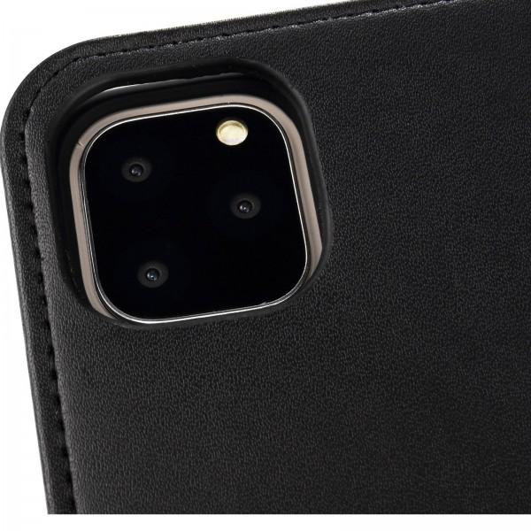 Holdit Smartphonehoesje iPhone 11 Pro Max wallet hoesje magnetisch zwart