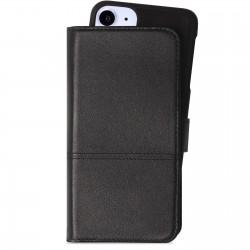 iPhone 11 selected wallet magnetisch vikhyddan zwart Holdit