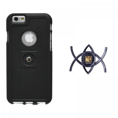 iPhone 6 bundle car holder smart + xcase black  Tetrax