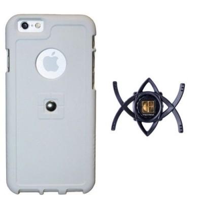 iPhone 6 bundle car holder smart + xcase white  Tetrax
