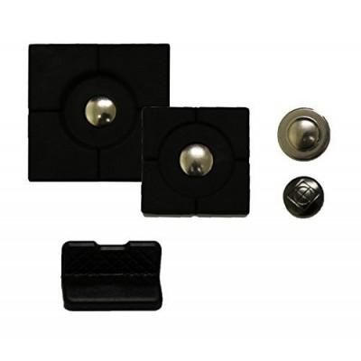 Accessoire kit zwart  Tetrax