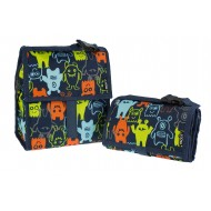 Lunch Bag Monsters