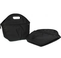 Traveler Lunch Bag Zwart