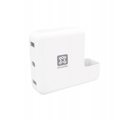 Macbook lader hub adapter usb-c to 2 x usb-a wit  Xtreme Mac
