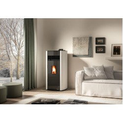 Bianca Lux 12kW Air Pro 3 wit  Palazzetti