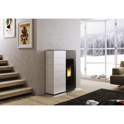 Ginger 9kW wit  Palazzetti
