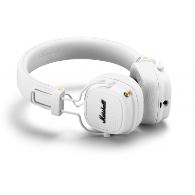 Major III On-EAR white