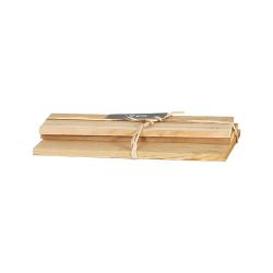 Ceder houten plankjes