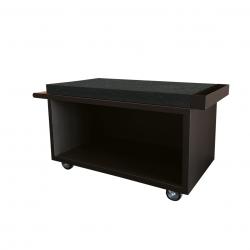 Mise en Place Table BLACK Pro 135 Ceramics Dark