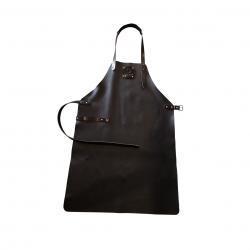 Leather Apron Black  Ofyr