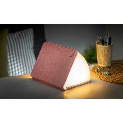 Smart Book Light Linen Blush Pink  Gingko