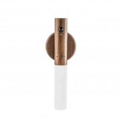 Smart Baton Light Natural walnut wood  Gingko