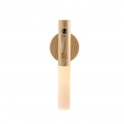Smart Baton Light Natural white ash wood  Gingko