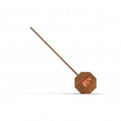 Octagon One Plus draagbare wekker bureaulamp Cherry  Gingko