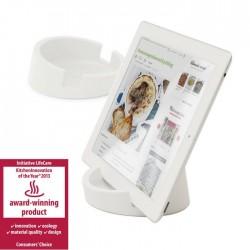 Tablet/kookboekstaander Wit  Bosign