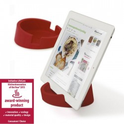 Tablet/kookboekstaander Rood  Bosign