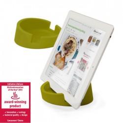 Tablet/kookboekstaander Groen  Bosign