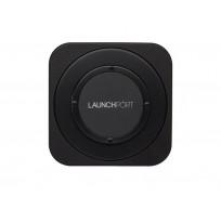 Launchport wallstation Black