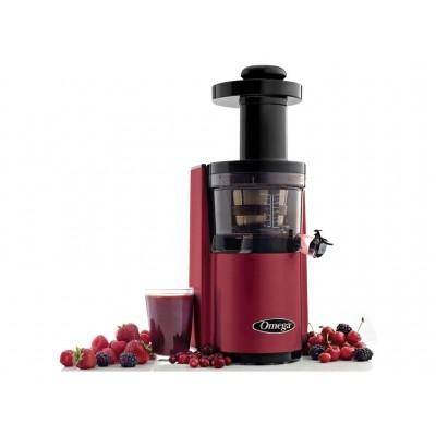 Slowjuicer rouge VSJ843RR Omega