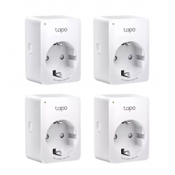 Tapo 100 Mini Smart Wifi-stopcontact 4-pack  TP-link