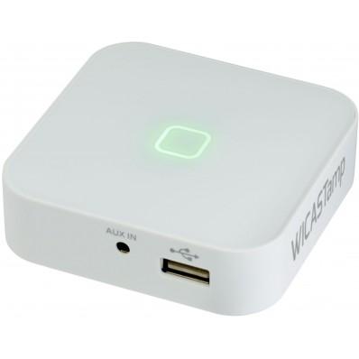 WiCASTamp Interface WIFI amplifiée 2x15W USB/SD/Aux/App