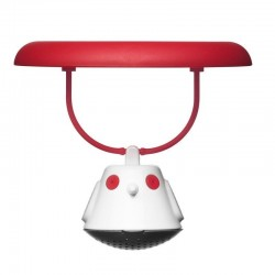 Birdie Swing thee infuser rood