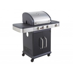 Fidgi 3 gasbarbecue met deksel  Cook'In Garden