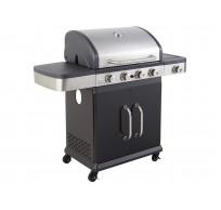 Fidgi 4 gasbarbecue met deksel