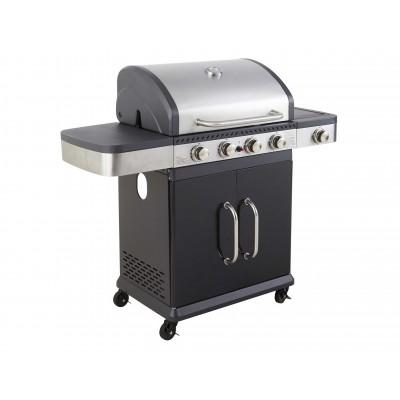 Fidgi 4 gasbarbecue met deksel  Cook'In Garden