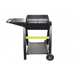 TONINO BARBECUE ZWART 90X70,8XH92,8CM  Cook'In Garden