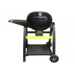 TONINO BARBECUE ZWART 101,5X73,5XH102CM  Cook'In Garden