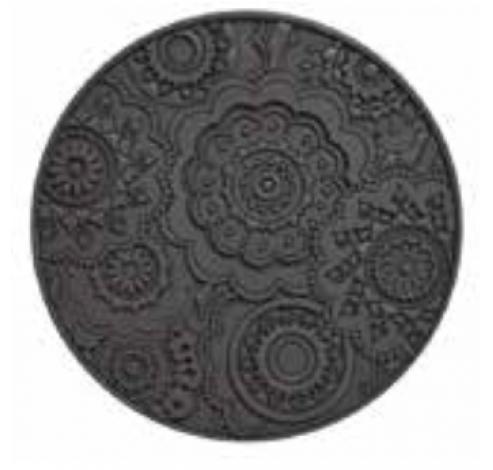 Coaster URBAN 03, Carbon, 11cm  Images d'Orient