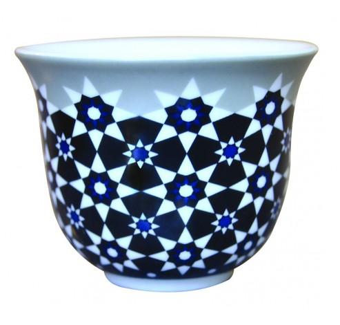Coffee Cup KAOKAB, porcelain, 60ml  Images d'Orient