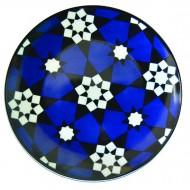 Plate KAOKAB, Jade porcelain, 15.3cm