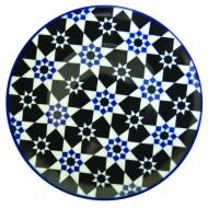 Plate KAOKAB, Jade porcelain, 20.3cm