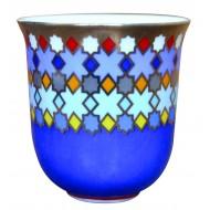 Coffee Cup SURSOCK VITRAIL, porcelain, 90ml