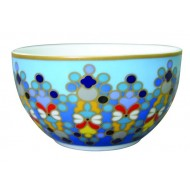Bowl SURSOCK VITRAIL, porcelain, 12cm