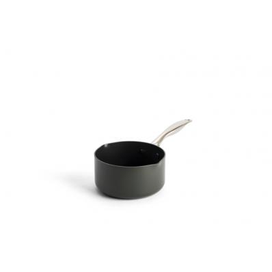Dagelijkse Kost steelpan z/deksel 16cm met 2 tuiten