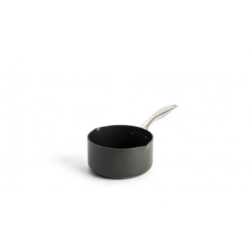 Dagelijkse Kost steelpan z/deksel 16cm met 2 tuiten  Dagelijkse Kost